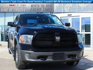 2013 Ram 1500 Outdoorsman | Rear Vision Camera   - $194.31 B/W