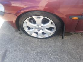 Vauxhall 17inc meriva vxr alloys
