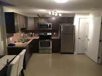 Fully Furnished Basement Suite in Heritage Area..
