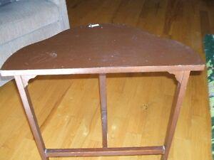 Antique D Table for sale