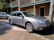 2009 Subaru Outback Manual Flinders Shellharbour Area Preview