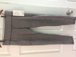 Lululemon reflective speed tights new with tags- frozen fizz