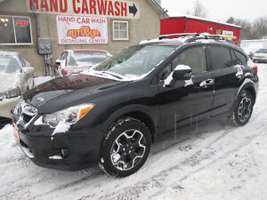 2013 SUBARU CROSSTREK XV // AWD // LEATHER // FULLY LOADED