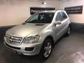 2007 Mercedes-Benz ML280 Automatic,Full history,long MOT