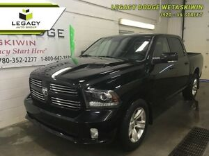 2014 Ram 1500 Sport   Black Beauty