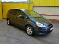 2006 FORD S-MAX ZETEC TDCI 6G 2.0 DIESEL 6 SPEED M, category N