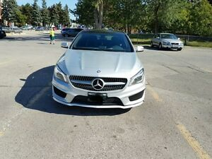Mercedes Benz 2014 CLA