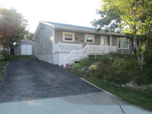 REDUCED Beautiful 3 Bed+den Bungalow in Conception Bay South!