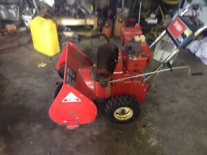 Wanted your unwanted non working Snowblowers  Belleville Belleville Area image 3