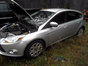 2012 Ford Focus (J02662) Parts Available