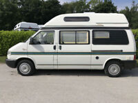 Volkswagen Autosleeper Topaz High Quality 2 berth T4 Campervan
