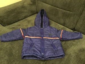 Winter jacket very good condition size 2T