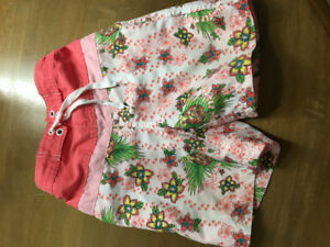 shorts fille 3T