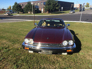 For Sale: 1983 Jaguar XJS in Montreal, Quebec