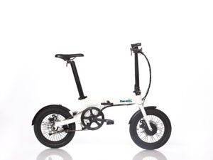"Light Folding Electric Bike 16""( Ebike E-Assist Conversion Kit)"