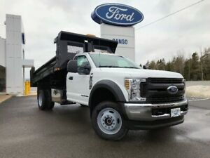 2019 Ford F-550 XL with Dump Body Upfit