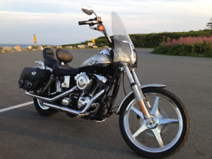 2003 Harley Davidson Dyna Wide - 100th Anniv