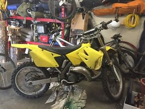 SOLD PPU - 2002 RM 125 2 stroke