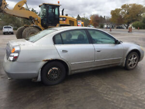 04-05 NISSAN MAXIMA PARTING OUT