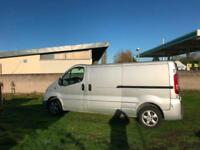 2013/63 Vauxhall Vivaro 2.0CDTi 115ps 2012MY Sportive 2900 LWB - NO VAT