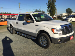 2010 Ford F-150 SuperCrew XLT 4x4 XTR Package Pickup Truck