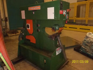 Peddinghaus Ironworker 66/110 Dual Operator