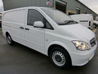 2013 Mercedes-Benz Vito 113 CDi LWB, Full MERC History, LOW MILES, SUPERB T/OUT