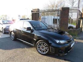 2012 Subaru 2.5 WRX STI TYPE -UK AWD 4d 296 BHP UNDER COVER CAR EX POLICE