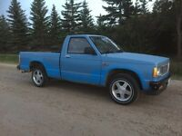 1987 gmc Sonoma S15 S10 4 cyl 5 speed