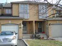 Fabulous Townhouse for lease in Burlington-Available immediately