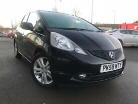"2009 ""58"" Honda Jazz 1.4 EX TOP SPEC NEW SHAPE"