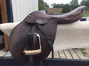 Close contact saddle for sale.