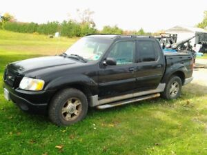 2003 Ford Explorer Sport Trac XLT Other