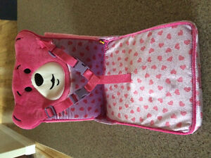Build a Bear Suitcase Seat