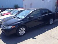 Super Honda Civic 2007 pas cher