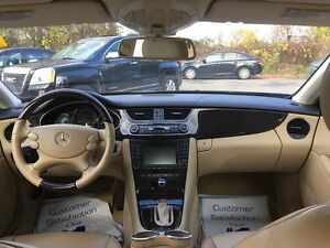 2008 MERCEDES-BENZ CLS-CLASS CLS550 * RWD * LEATHER * SUNROOF *  London Ontario image 12