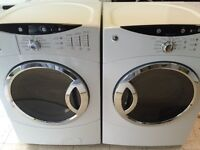 Laveuse Secheuse Frontale GE Frontload Washer Dryer