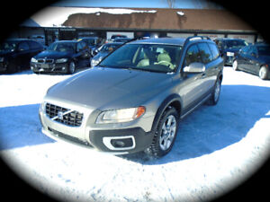 2008 Volvo XC70, 3.2 AWD, LEATHER SEATS, **12/M WARRANTY INC.**