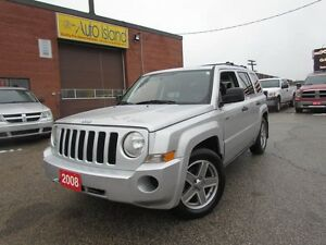 2008 Jeep Patriot Sport,Alloy Wheels,Heated Seat