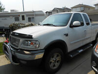 2003 Ford F-150 XLT Pickup Truck FX4 package