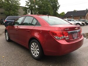 2011 CHEVROLET CRUZE 1LT * POWER GROUP * PREMIUM CLOTH SEATING * London Ontario image 4