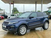2016 Land Rover Range Rover Evoque TD4 SE TECH Auto SUV Diesel Automatic