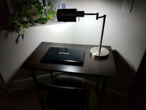 Study Table+Chair+Lamp.$80.