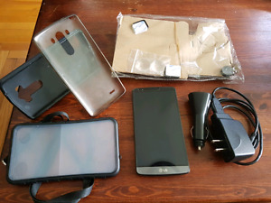 Rogers LG G3 in great shape for sale