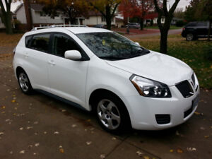 2010 PONTIAC VIBE   92,000 KM in Great Condition!