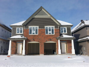 Brand New Semi-Detached House in Kanata/Stittsville for Rent