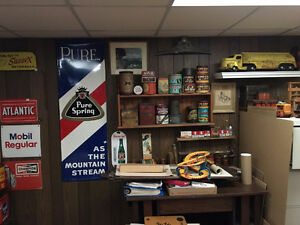 Vintage Oil & Gas and Soda Pop items and much more...NEW STUFF St. John's Newfoundland image 4