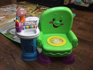 Fisher Price musical chair (works)