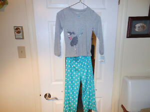New Girls Carter's PJ's - Size 5
