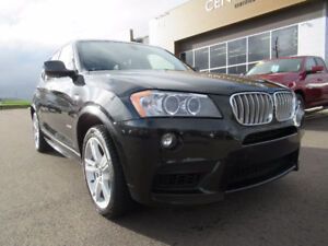 2013 BMW X3 35i | M SPORT PACKAGE | TWIN TURBO | NAV | PANO ROOF